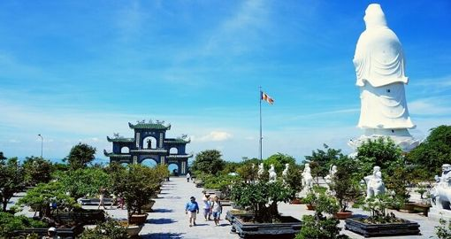 Linh Ung Pagoda - The Sacred destination in Da Nang, Vietnam