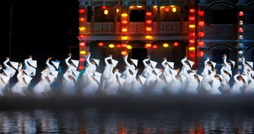 Hoi An Memories Show - A Amazing Visual Arts Performance