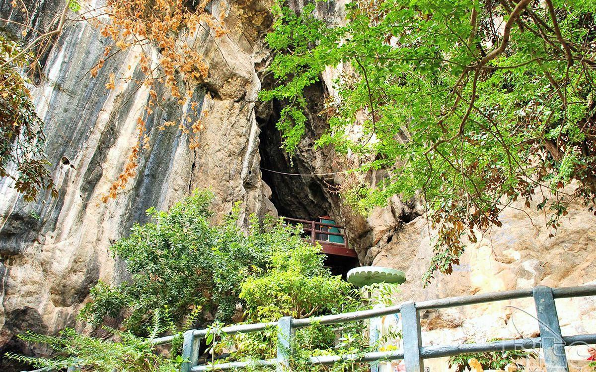 Thạch Động Thôn Vân ở Hà Tiên