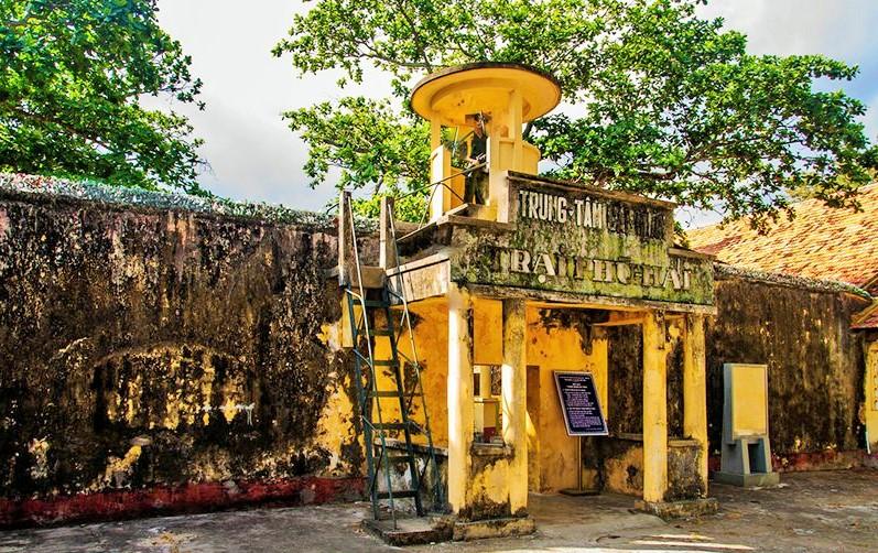 Trại Phú Hải - đài tưởng niệm hùng hồn về sự đấu tranh của những ...